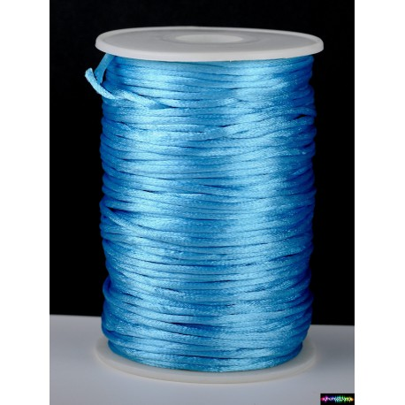 Nylon Cord 2,5 mm skyblau