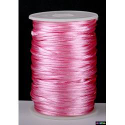 Nylon Cord 2,5 mm pink