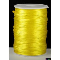 Nylon Cord 2,5 mm gelb