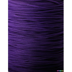 Nylon Micro Cord 1 mm Lila