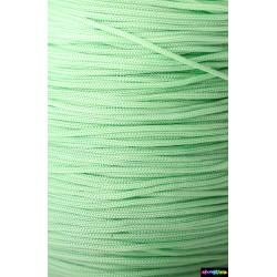 Nylon Micro Cord 1 mm Lichtgrün