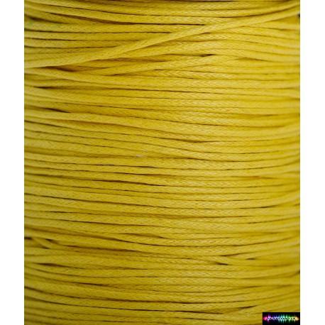 Wax Cord 1 mm Gelb