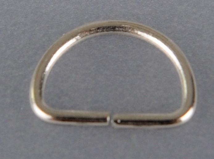 D-Ringe 13*9 mm